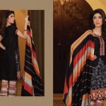 Lala Textiles 2014-15 Winter Shawl 2