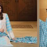 Lala Textiles 2014-15 Winter Shawl 4