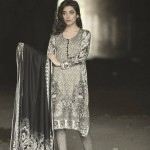 MARIA B Winter 2014 Linen Dress 13