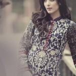 MARIA B Winter 2014 Linen Dress 14