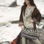 MARIA B Winter 2014 Linen Dress 6