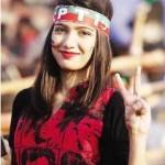 PTI Girls in Imran Khan Jalsa Islamabad 30 Nov 4