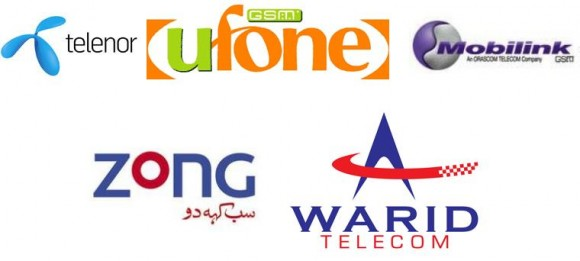short codes to check remaining balance of Ufone, Warid, Zong, Mobilink, Telenor