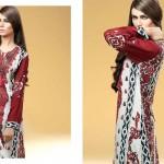 Sania Zara 2014-15 Embroidered Kurti 11