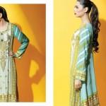Sania Zara 2014-15 Embroidered Kurti 14