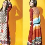 Sania Zara 2014-15 Embroidered Kurti 15