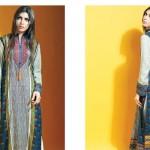 Sania Zara 2014-15 Embroidered Kurti 18