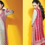 Sania Zara 2014-15 Embroidered Kurti 19