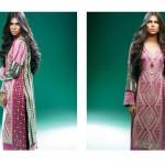 Sania Zara 2014-15 Embroidered Kurti 2