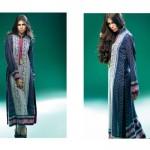 Sania Zara 2014-15 Embroidered Kurti 4