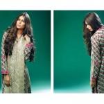 Sania Zara 2014-15 Embroidered Kurti 5