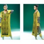Sania Zara 2014-15 Embroidered Kurti 6