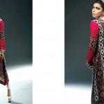 Sania Zara 2014-15 Embroidered Kurti 8