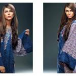 Sania Zara 2014-15 Embroidered Kurti 9