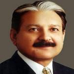 Sardar Raza Khan Picture CEC of Pakistan