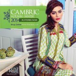 un-stitched cambric dresses for this winter season by Thredz Clothing.