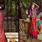Zainab Chottani 2014-15 Winter Dress 10