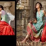 Zainab Chottani 2014-15 Winter Dress 13