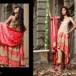 Zainab Chottani 2014-15 Winter Dress 14