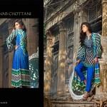 Zainab Chottani 2014-15 Winter Dress 18