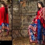 Zainab Chottani 2014-15 Winter Dress 2