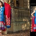 Zainab Chottani 2014-15 Winter Dress 4