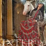 Zainab Chottani 2014-15 Winter Dress 6