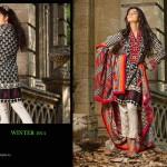 Zainab Chottani 2014-15 Winter Dress 7