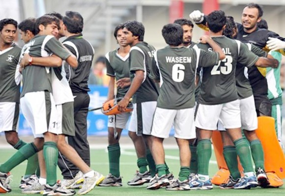 watch live champions trophy hockey match between Pakistan and India