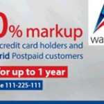 Warid Installment Plan for 4G LTE Handsets