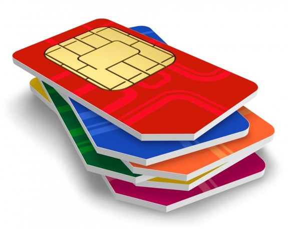 convert your sim to other network