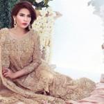 Farida Hasan 2015 Winter Dress 1