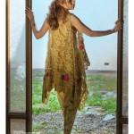 Farida Hasan 2015 Winter Dress 10