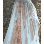 Farida Hasan 2015 Winter Dress 17