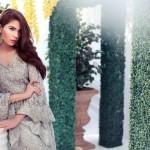 Farida Hasan 2015 Winter Dress 2