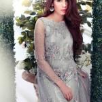Farida Hasan 2015 Winter Dress 3