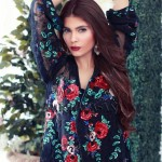 Farida Hasan 2015 Winter Dress 6