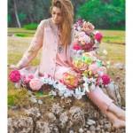 Farida Hasan 2015 Winter Dress 8