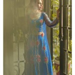 Farida Hasan 2015 Winter Dress 9