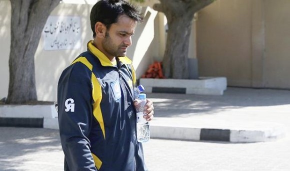 Hafeez failed to improve his bowling action for world cup.