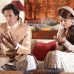 imran khan and reham khan wedding day photoshoot.