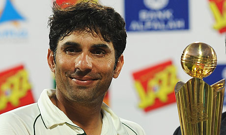 Misbah World Cup Victory