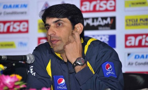 Misbah injury fitness