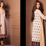 Shariq Textiles 2015 Winter Kurti 11