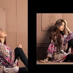 Shariq Textiles 2015 Winter Kurti 2