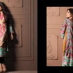 Shariq Textiles 2015 Winter Kurti 3