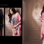 Shariq Textiles 2015 Winter Kurti 4