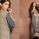 Shariq Textiles 2015 Winter Kurti 8