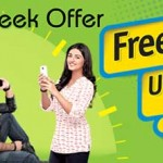 Warid Glow Weekly Hybrid Bundle Offer