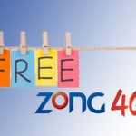 Zong offers Mobile Internet Free Trail